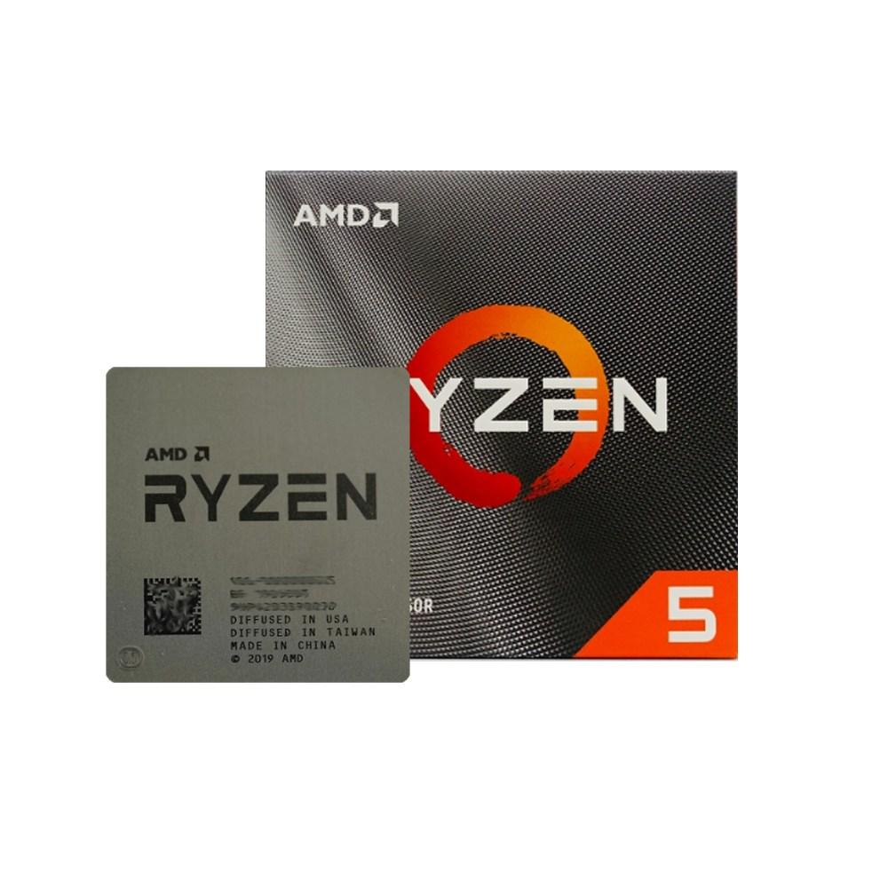 AMD 라이젠 5 3600XT 마티스 정품, 단일상품
