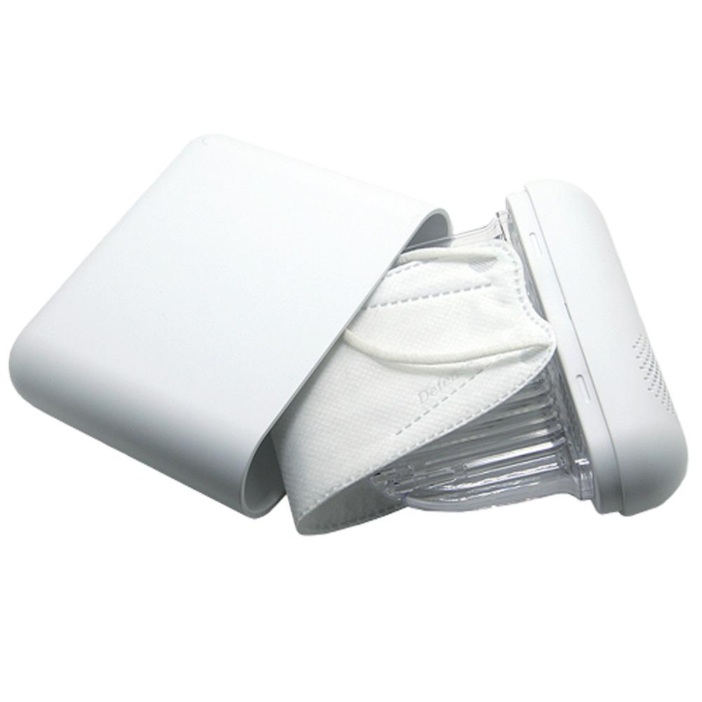울트라웨이브 UVC LED 휴대용 마스크 살균기 MS-01, UVC LED 마스크 살균기 MS-01