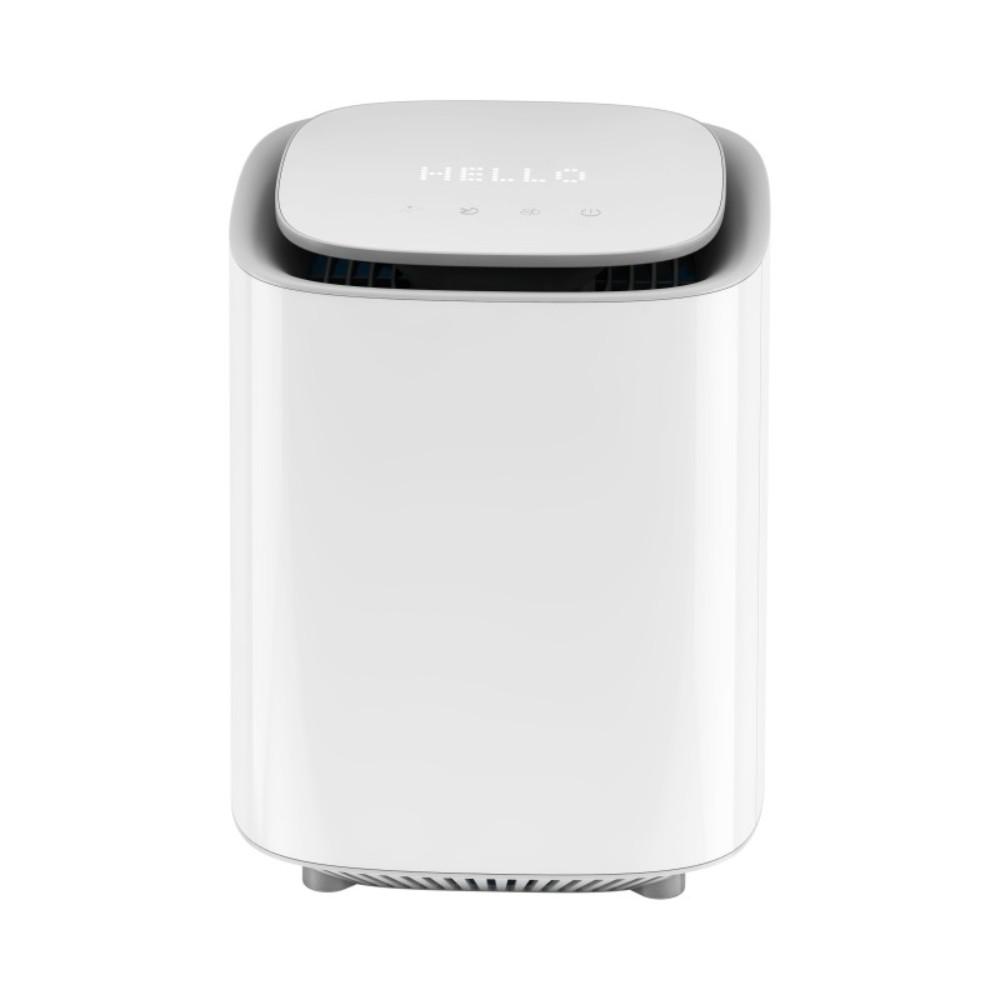 샤오미 petoneer 공기냄새제거기 탈취기 제균 공기청정 어플 제어 필터 먼지 모발정화기, 화이트 스마트 버전