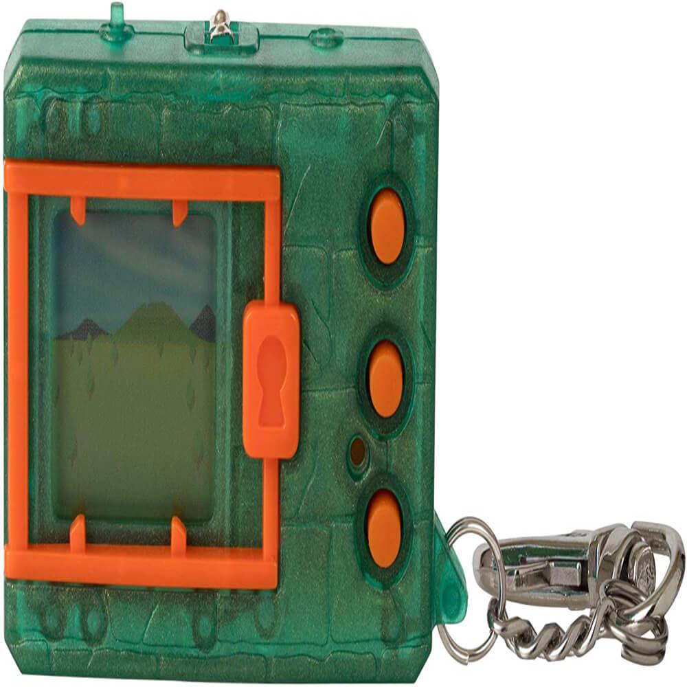 반다이 디지몬 키우기 디지바이스 다마고치 게임기 녹색, 단일상품