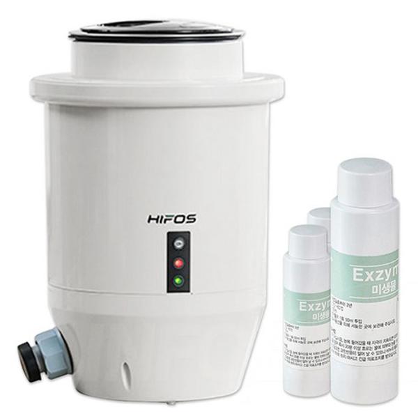 하이포스 미생물 음식물처리기 친환경 신제품 (무료설치), 하이포스 음식물처리기_실버 (POP 2359155874)