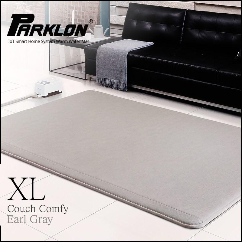 파크론 온수매트 카우치콤피 얼그레이 XL, 온수매트 카우치콤피 얼그레이 XL (160x240)