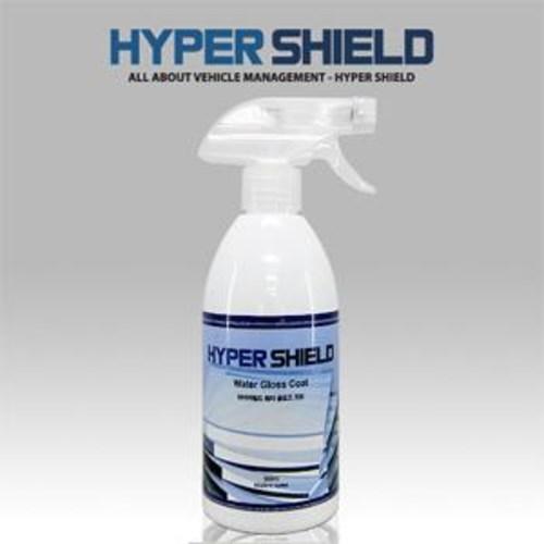 하이퍼쉴드 워터글로즈코트 500ml - 바디 발수코팅제