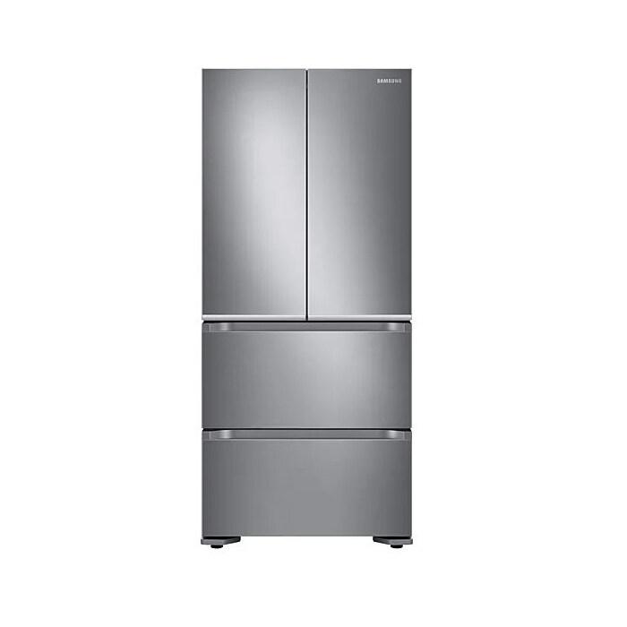 [신세계TV쇼핑][삼성] 김치플러스 4도어 스탠드형 김치냉장고 486L RQ48N91Z3S8, 단일상품