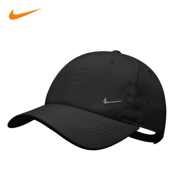 [나이키] 헤리티지86 메탈 스우시 야구 골프 볼캡 모자 스냅백 블랙 943092-010, 모델명:943092-010 / 사이즈:MISC