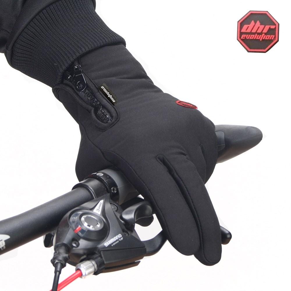 네오스마트터치 방수장갑 방풍장갑 방한장갑 겨울장갑, 블랙