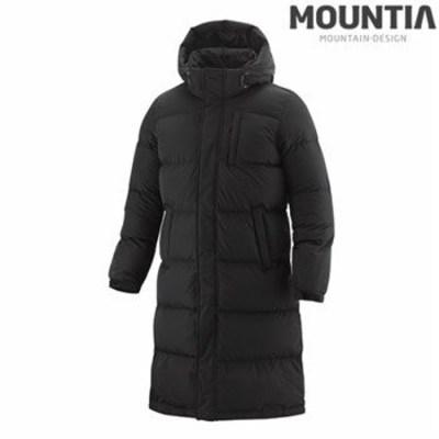마운티아 남여공용 데일리 기본 롱 패딩 남여노소 입을 수 있는 겨울 롱 패딩 스컬다운자켓#7