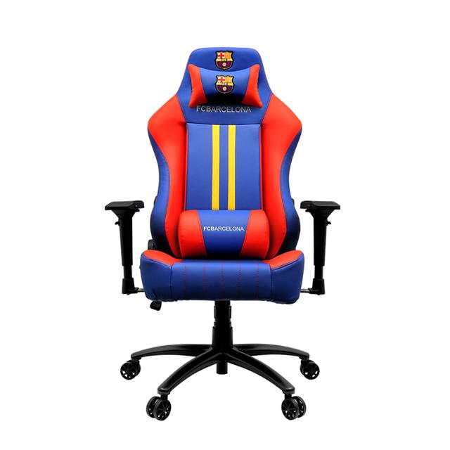 제닉스 게이밍의자 컴퓨터 책상 의자 PC방 체어, 바르셀로나 게이밍의자