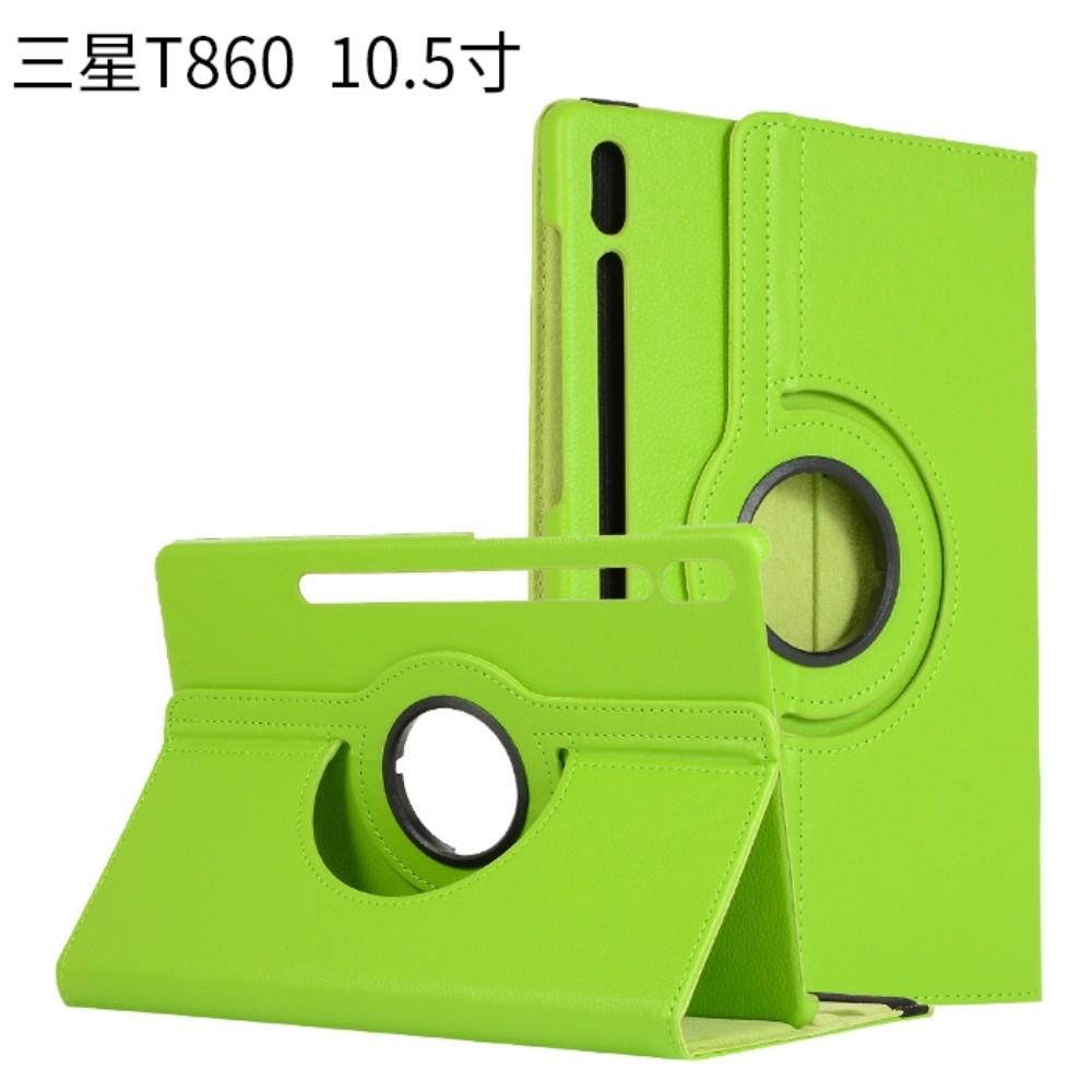 갤럭시s6라이트북커버 4 갤탭s6lite케이스 갤럭시탭s6 정품북커버, T860 그린