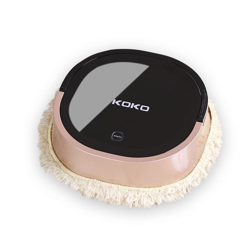 로봇청소기 무인 바닥청소기 로봇 스마트홈, T01-아이폰골드