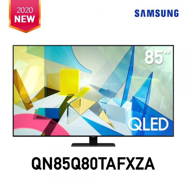 2020신상 SAMSUNG QN85Q80T QLED 4K UHD 스마트 TV 모든비용포함