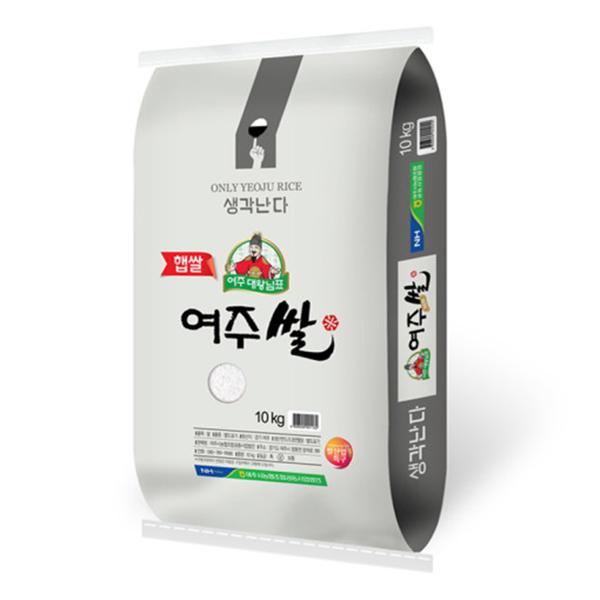 (2020년햅쌀) 여주쌀10kg / 영호진미, 단일상품
