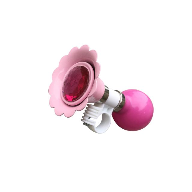 쏭스샵 자전거 킥보드 경적 벨, 핑크