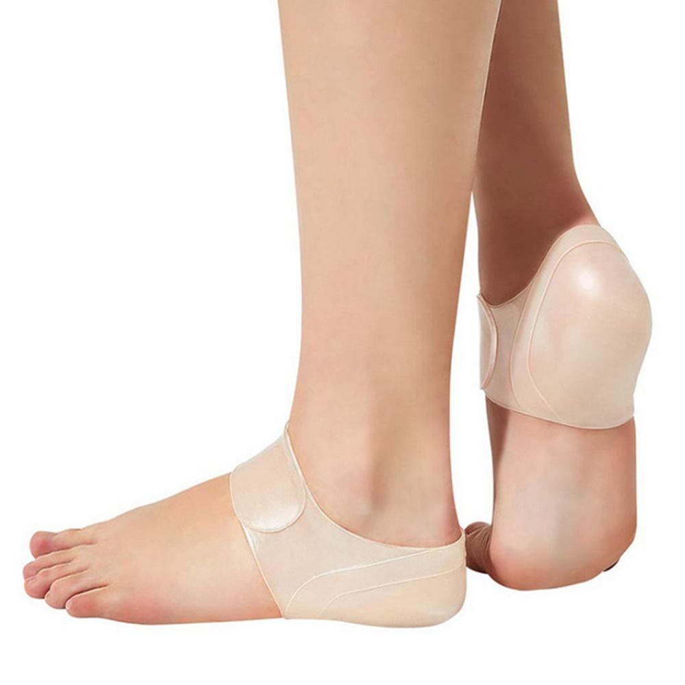 발뒤꿈치 건조함 갈라짐 아픔 통증 보호 각질패드 쿠션 실리콘 뒷꿈치보호패드 실리콘패드