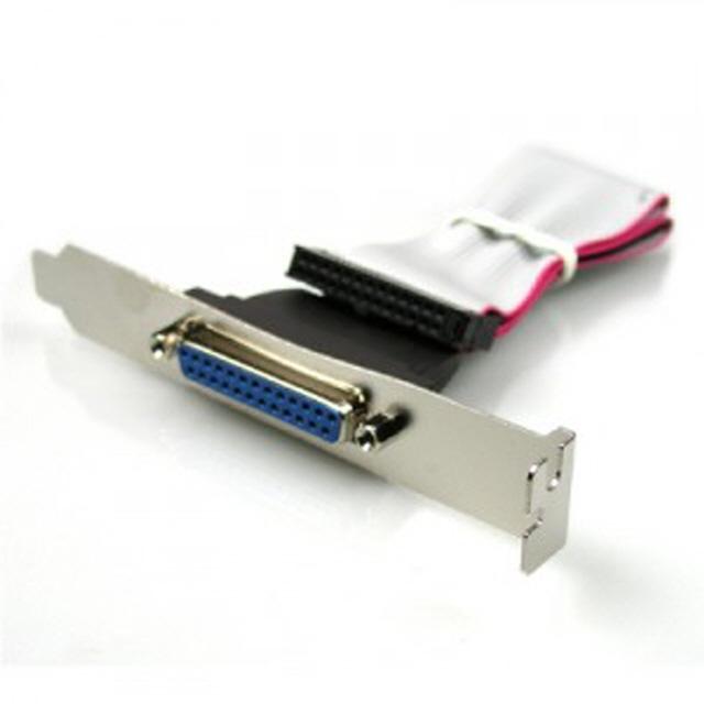 뽀야만물상 Coms 패러럴 포트 25핀 - 프린터 포트 생성 인터넷공유기