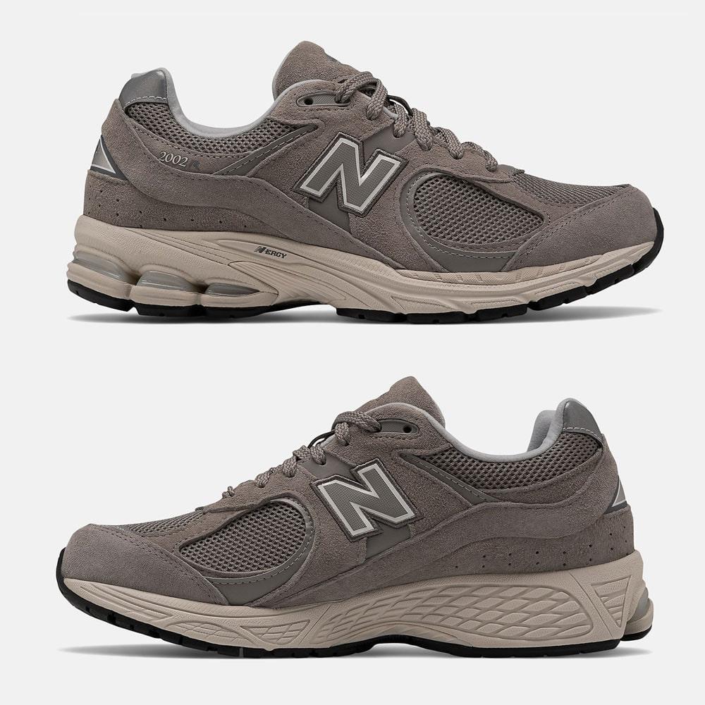 뉴발란스 2002R 남녀공용 운동화 스니커즈 그레이 마블헤드 ML2002RC New Balance 2002R