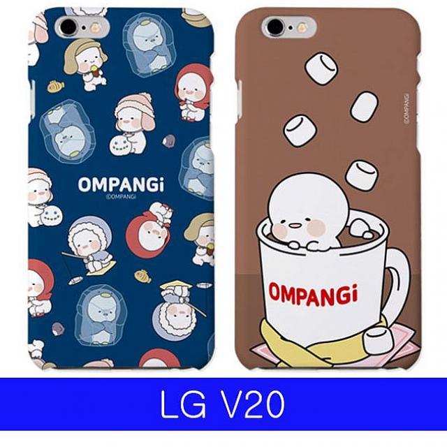 윤성팡 LG V20 옴팡e 코지 하드 F800 케이스 휴대폰 BAR형