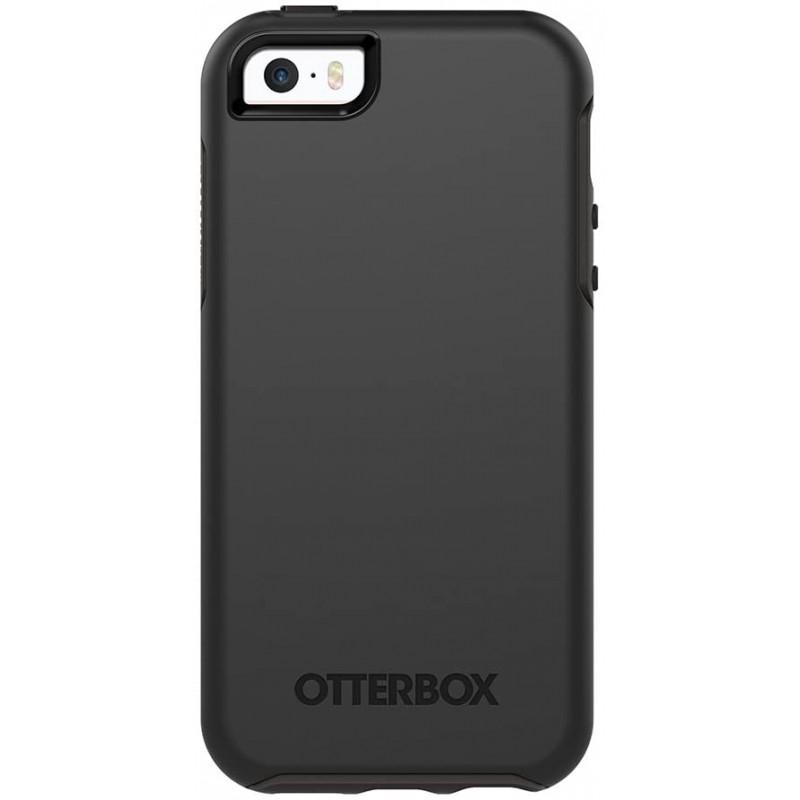 iPhone SE (1 세대-2016) 및 iPhone 5 / 5s 용 OtterBox SYMMETRY 시리즈-소매 포장-BLACK
