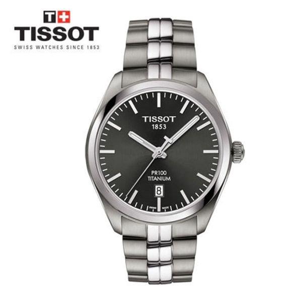 [갤러리아] 티쏘[티쏘]남성티타늄시계 PR 100 Classic_T101.410.44.061.00
