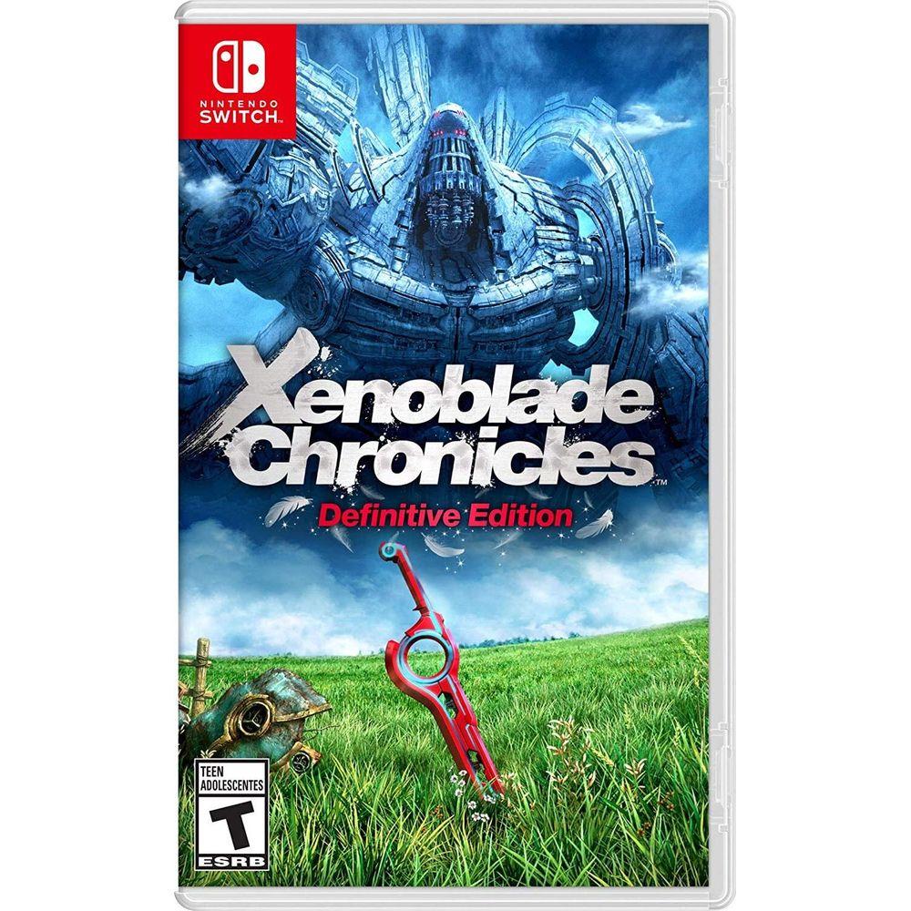 닌텐도 2팩 (미국정품 닌텐도) 제노블레이드 Xenoblade Chronicles: Definitive Edition, 상세창조