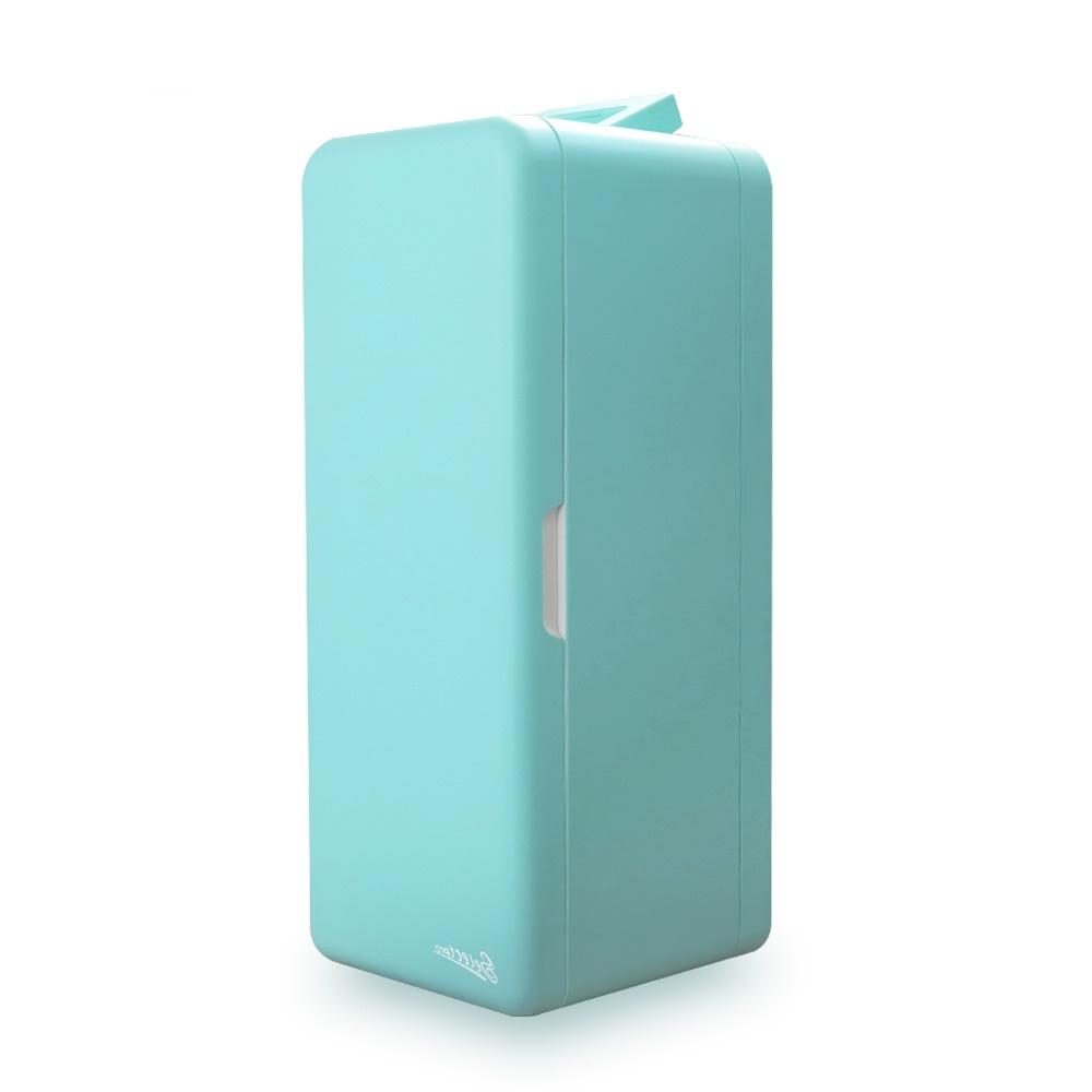 비바채 무소음 미니 소형 화장품 냉장고 20대 여자 생일선물, 셀렉프로 미니냉장고