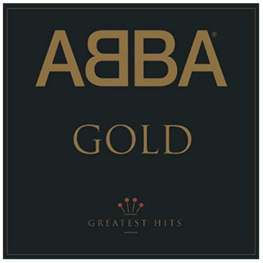 아바 LP판 레코드 ABBA Gold - Greatest Hits [2 LP] Vinyl