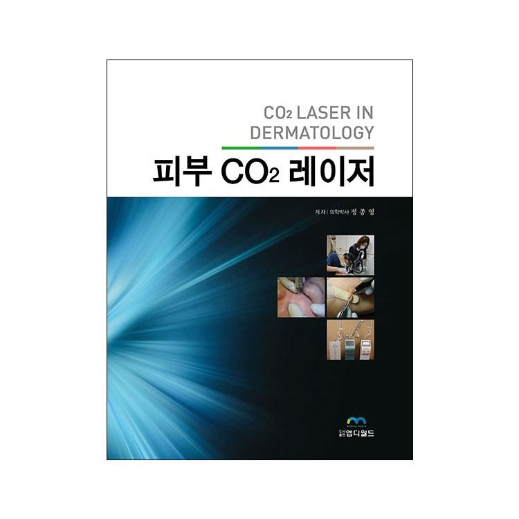 피부 CO2 레이저 / CO2 레이저를 이용한 미용 피부과 치료 정종영 의학서적