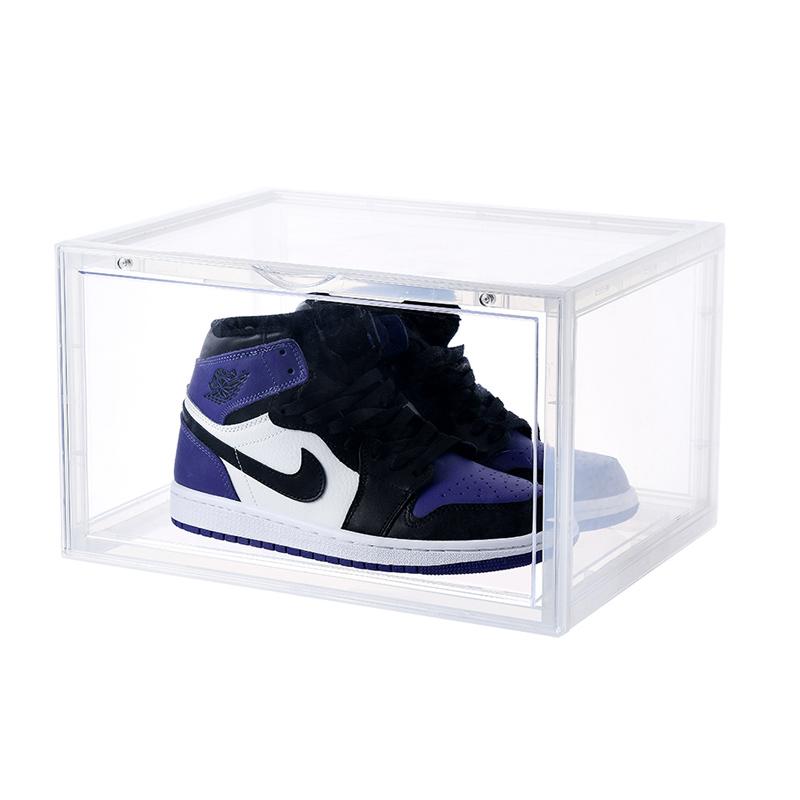 셀루미 슈케이스 신발 보관함 슈킵 와이드 SEL-SK3600W(투명), 투명