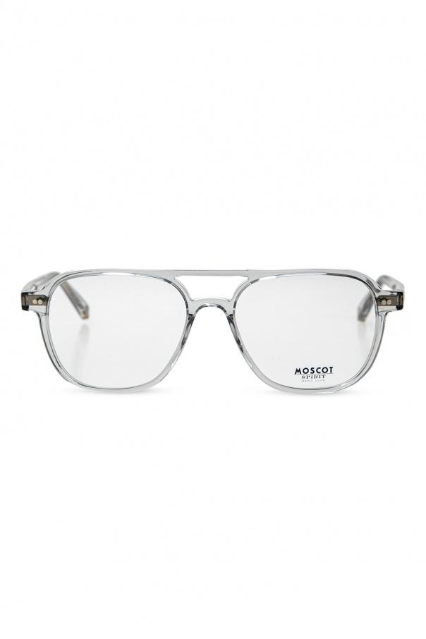 Moscot 'Bjorn' optical frames BJORN 0-1202-01 LIGHT GREY 150불 이상 주문시 부가세 별도