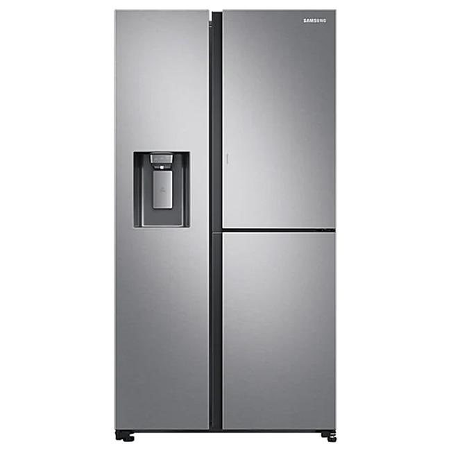 삼성전자 RS80T5190SL 푸드쇼케이스 얼음정수기 냉장고 805L