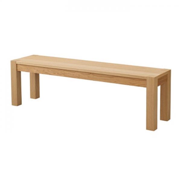 이케아 DAGLYSA 다글뤼사 벤치/의자/식탁의자, 참나무누늬목_703.883.71