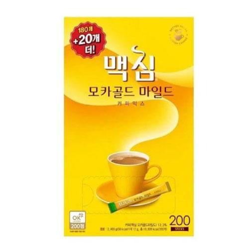 맥심 모카골드 커피믹스, 200개, 12g