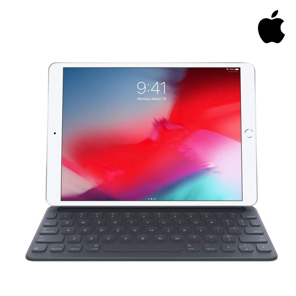 애플 스마트 키보드 아이패드 프로 10.5인치 MPTL2LL/A, 블랙, MPTL2LL