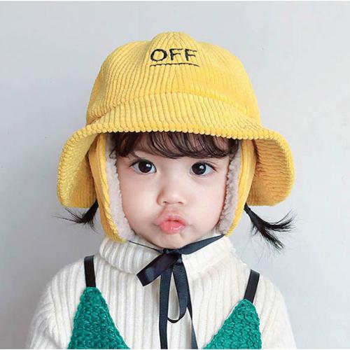3+1 러브퀸 아동OFF탐정 아동 아기 유아 모자 털모자 귀달이 비니 벙거지 볼캡