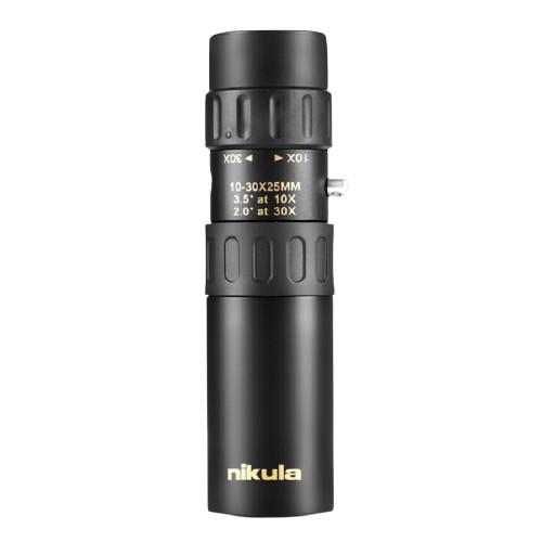 니쿠라 10-30X25mm 고배율 망원경 고성능 단망경 오페라 뮤지컬 공연 콘서트 준비물 단안경
