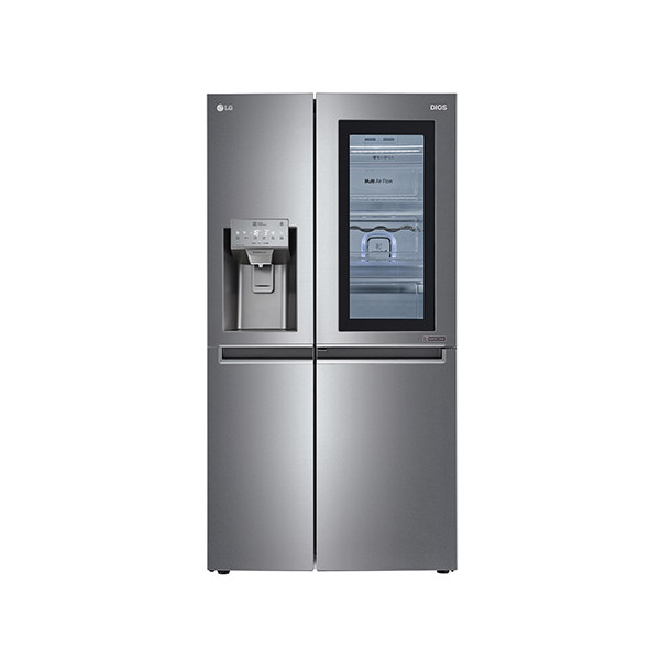 [LG전자] J612SS75 얼음정수기 양문형냉장고 607L, 상세 설명 참조