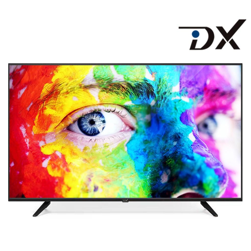 [디엑스] LG패널 65인치TV 4K UHD LED TV D650XUHD 무료설치, 방문설치, 스탠드형