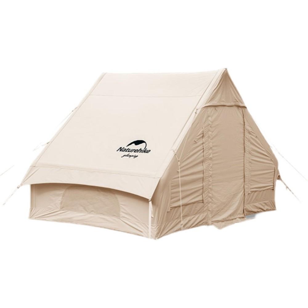 에어 텐트 캠핑 감성 면 벨 소품 용품 티피 장박 6.3 에어폴 12, 2인용 텐트
