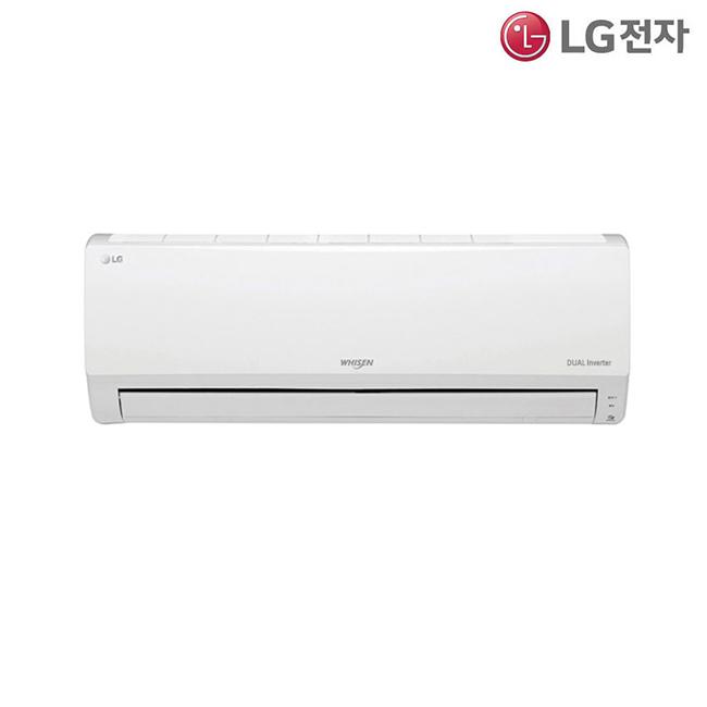 LG전자 [서울경기] LG 벽걸이 에어컨 6평 SQ06B8PWDS기본설치무료, 서울경기한정