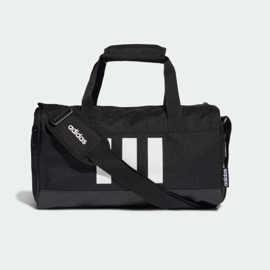 아디다스 삼선 XS 스포츠가방 + 볼펜, 블랙계열
