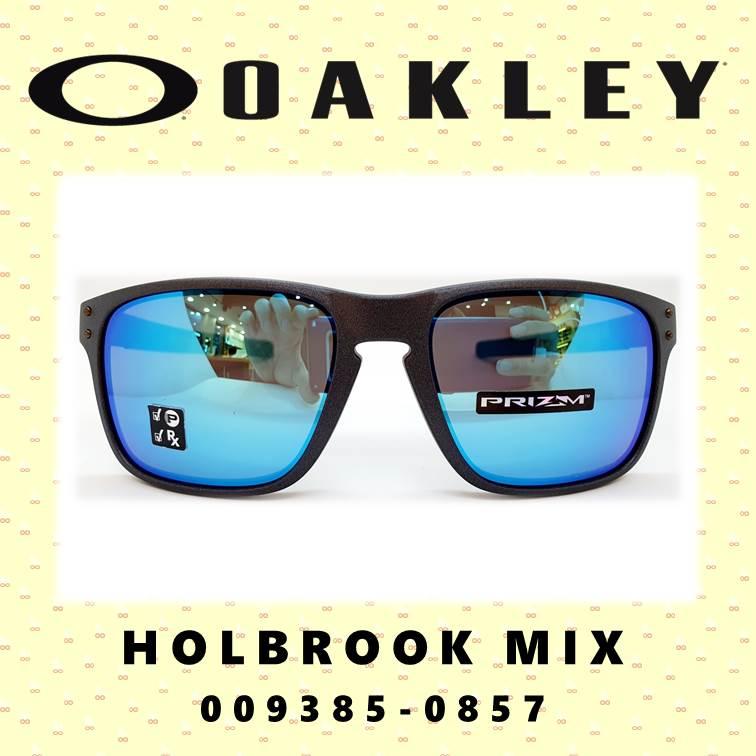 오클리 홀브룩MIX 메탈 우레탄다리 스포츠 고글 선글라스, OO9385-0857