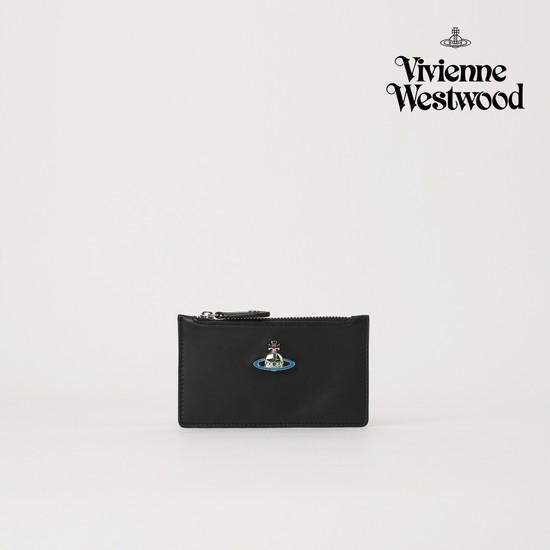 비비안웨스트우드 공식 카드지갑 EMMA SLIM LONG