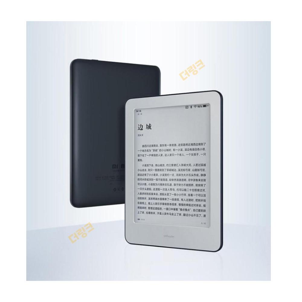 샤오미 미리더 e북리더기 이북리더기 (Mireader) 전자책, 단일색