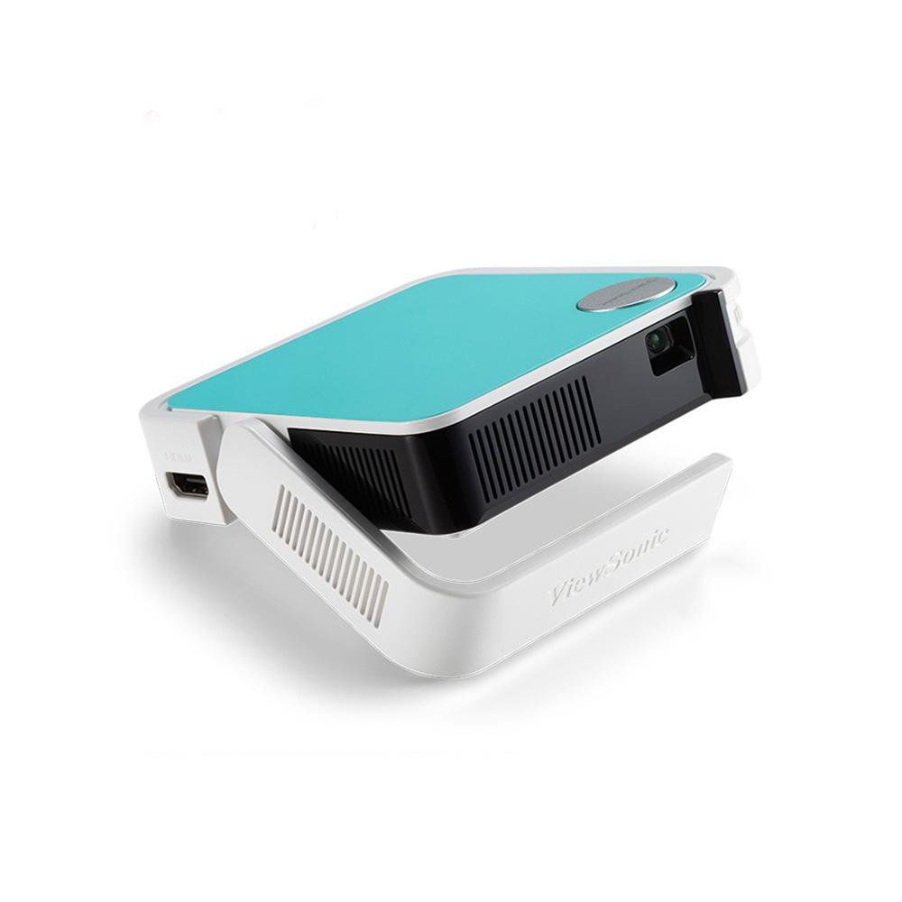 뷰소닉 미니빔 프로젝터 M1 mini plus 캠핑용 가정용, 화이트 (POP 4797746206)