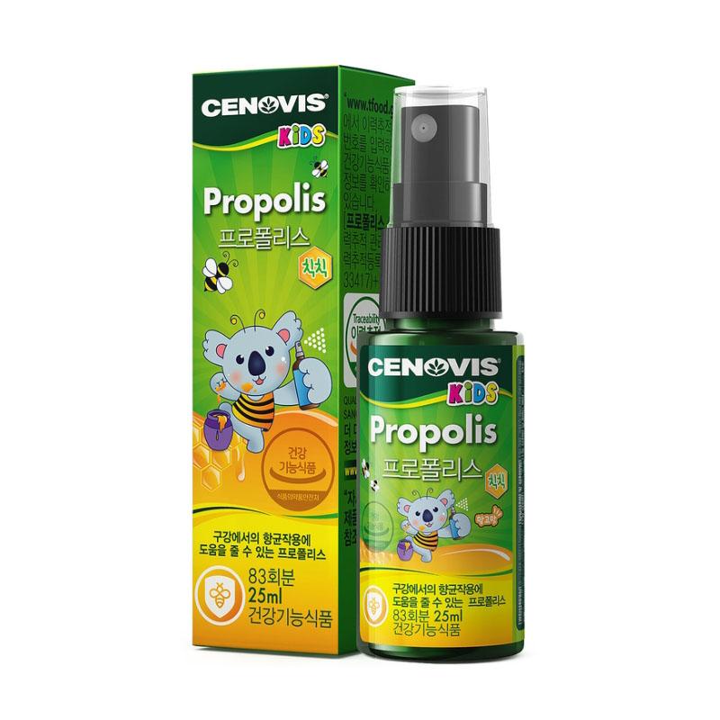 세노비스 CENOVIS 어린이 프로폴리스 스프레이 25ml 2개 3개
