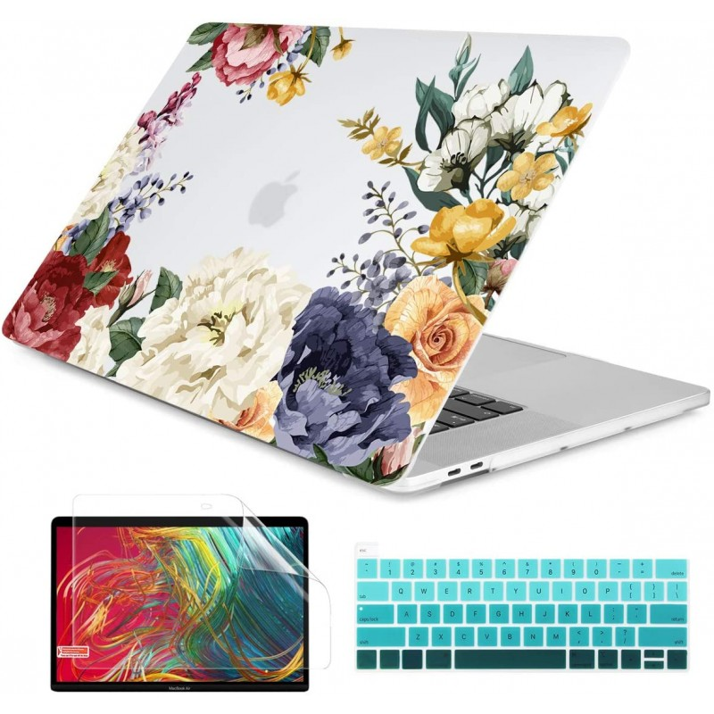 MacBook Pro 16 인치 케이스용 Dongke 2019 2020 릴리스 A2141 (터치 바 및 터치 ID 포함) MacBook Pro, 단일상품