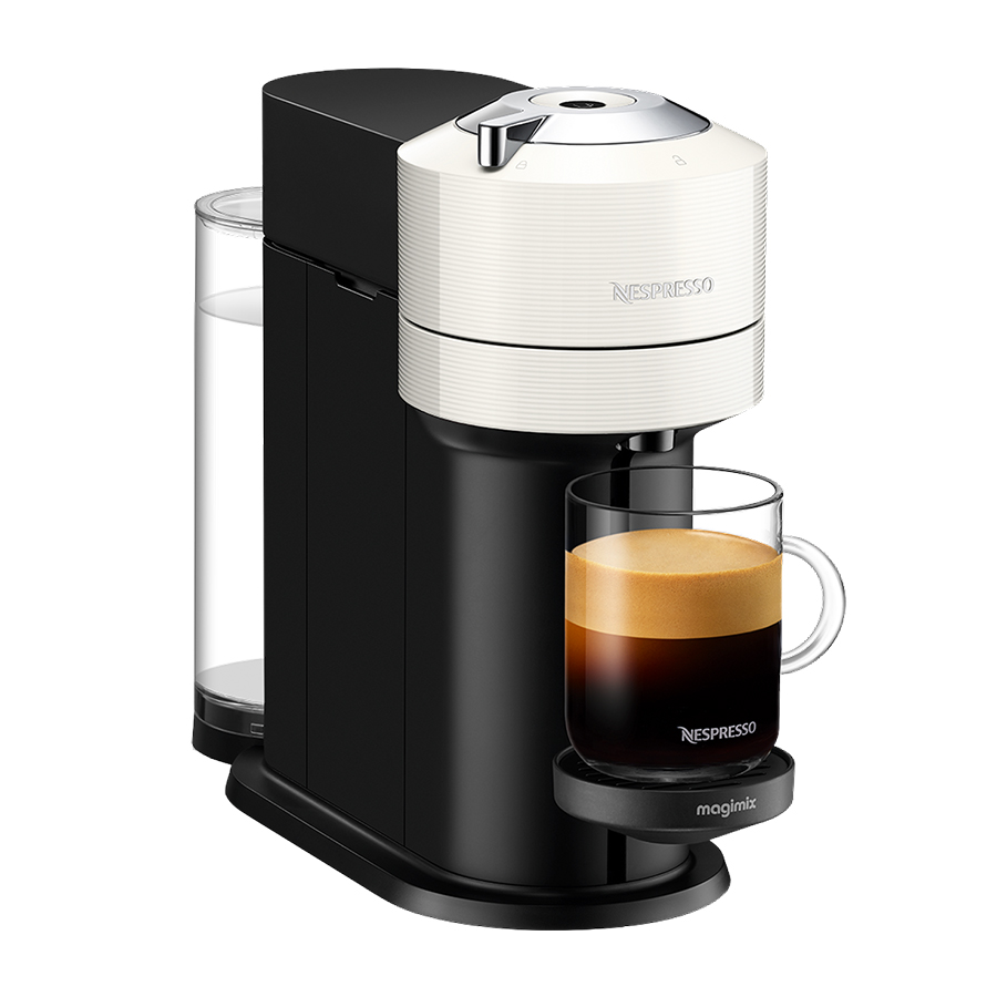 네스프레소 버츄오 넥스트 커피머신 관부가세 배송비 포함 국내 미출시 모델, 화이트 ⓘCWK04572WHⓟ