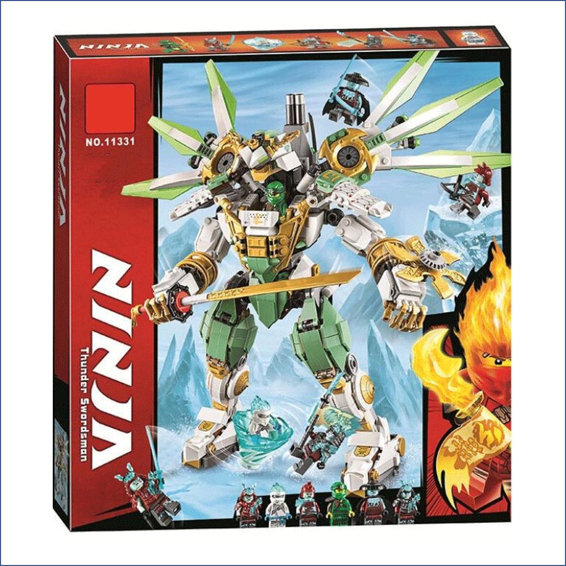레고 닌자고 로이드의 타이탄 로봇 70676 호환블럭 레고호환블록, 닌자고 로이드의 타이탄로봇 중국블럭