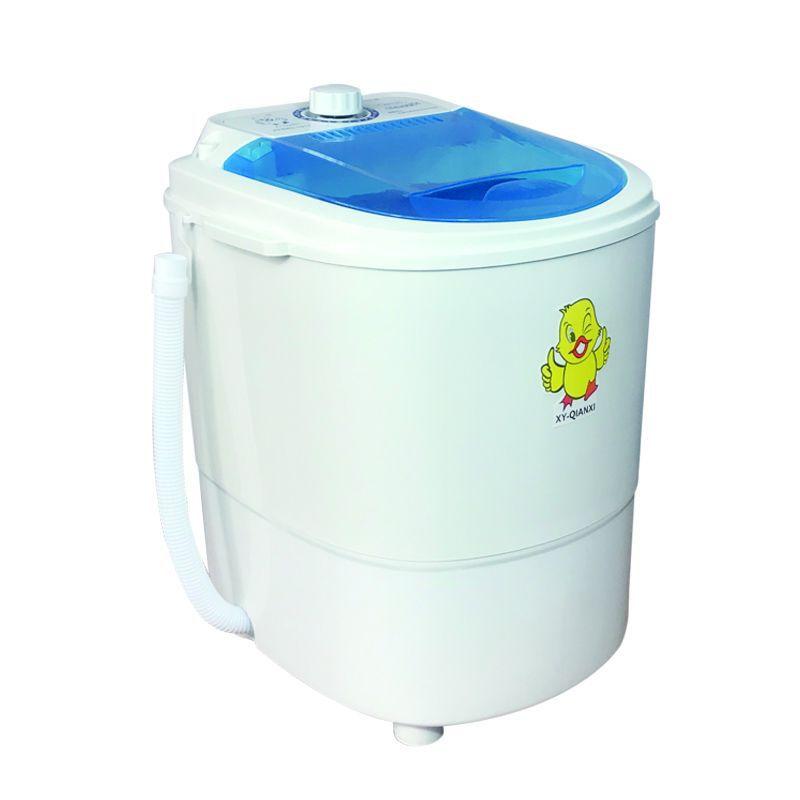 미니 세탁기 소형세탁기 10분세탁 속옷 탈수기 미니탈, 세탁/탈수 일체형4.5KG