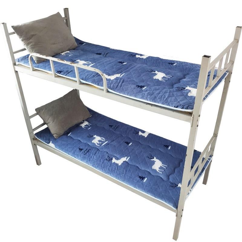 토퍼 템퍼 매트리스 침구 기타 싱글 학생 기숙사 털 퍼 다운 침대 요, AE_90 x 200